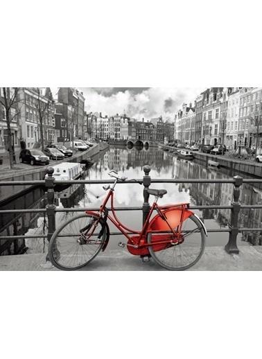 Educa Educa 1000 Parça Puzzle Amsterdam Renkli